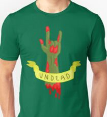 Undead Zombie Design T-Shirt