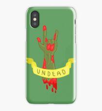 Undead Zombie Design iPhone Case/Skin