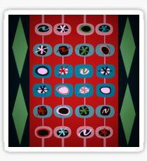 Atomic Abacus Sticker