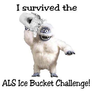 I survived ALS Ice Bucket Challenge Bumble by dkbodo