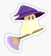 [GHOSTS] Witch Ghost Sticker