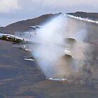 USAF F15E Strike Eagle by Simon Pattinson
