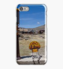 Fill 'er Up Bodie  iPhone Case/Skin