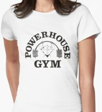Powerhouse Gym Women's Fitted T-Shirt