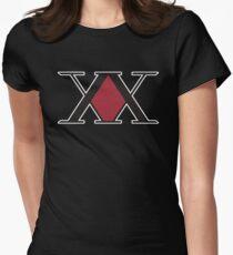 Hunter X Hunter - (Hunter License Logo) Women's Fitted T-Shirt