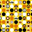 Halloween Pattern by Sonia Pascual