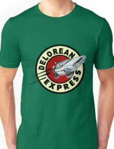 DeLorean Express Unisex T-Shirt