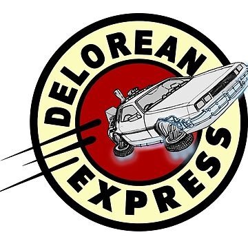 DeLorean Express by pixel-designs