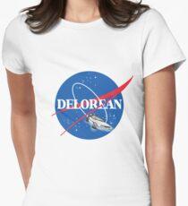 Delorean Nasa T-Shirt