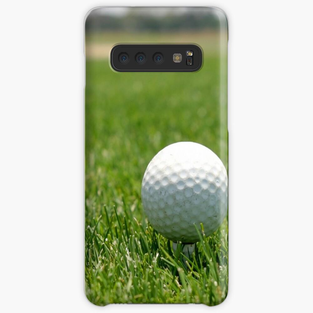 Golfball Hüllen & Klebefolien für Samsung Galaxy
