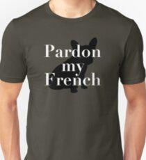 Pardon My French (Bulldog) T-Shirt