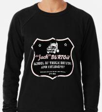 Jack Burton Trucking Leichtes Sweatshirt