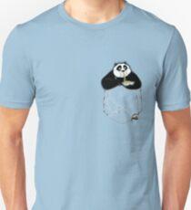 Kung Fu Po-cket Unisex T-Shirt