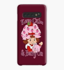 Keep Calm and Berry On Case/Skin for Samsung Galaxy