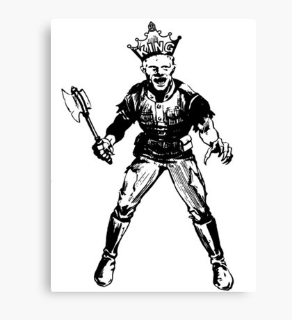 Soul Society Soldier Canvas Print