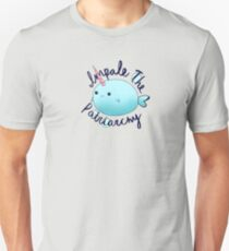 Impale the Patriarchy Narwhal Unisex T-Shirt