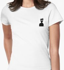 cut out paper self T-Shirt