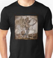 Feen zu Pferd Unisex T-Shirt