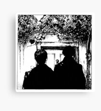 Sherlock - Baskerville Canvas Print