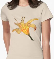 Molten Lilly Womens Fitted T-Shirt