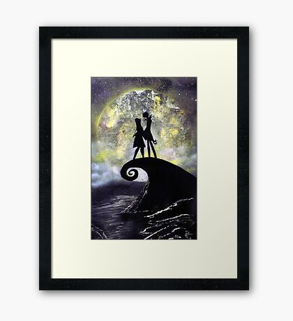 Simply Meant to Be Framed Print