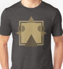 Caravan Palace - Robot Face / <|°_°|> - Album Art Re-Imagined T-Shirt