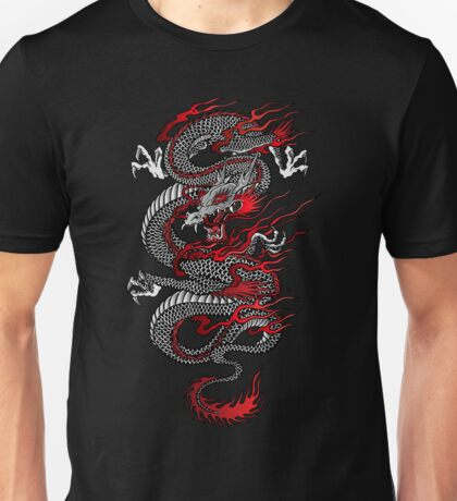 Asian Dragon Unisex T-Shirt