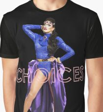 TATIANNA - CHOICES Graphic T-Shirt