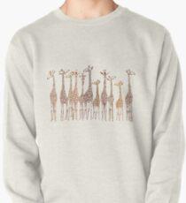 Meeting of the Giraffes - Where's Harvey?  Pullover