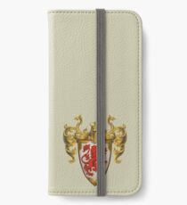Highland Marches iPhone Wallet/Case/Skin