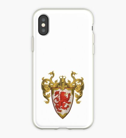 Highland Marches iPhone Case