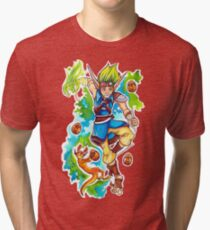 Jak and Daxter - Precursor Legacy Tri-blend T-Shirt