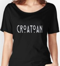 CROATOAN Women's Relaxed Fit T-Shirt