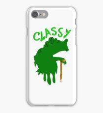Classy Gator iPhone Case/Skin