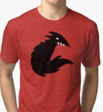Sinister Wolf Tri-blend T-Shirt