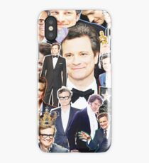 colin firth collage iPhone Case