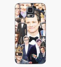 colin firth collage Case/Skin for Samsung Galaxy