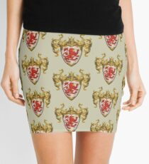 Highland Marches Mini Skirt