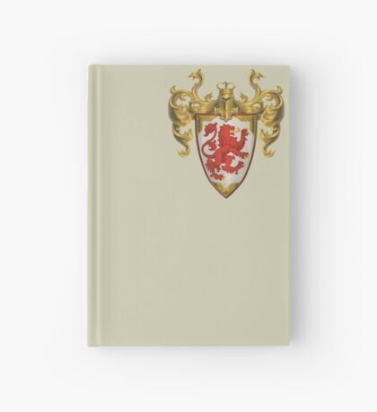 Highland Marches Hardcover Journal
