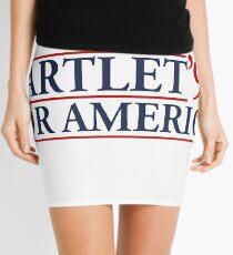 Bartlet For America Mini Skirt