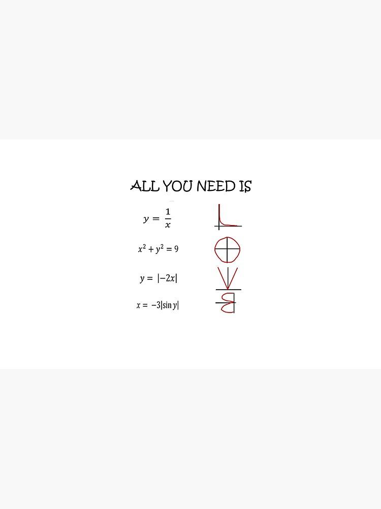 Alles, was du brauchst, ist Liebe - Mathe von sajmae