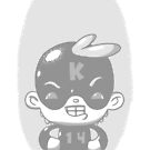 Kaptain 14 Whiteout Edition by knitetgantt