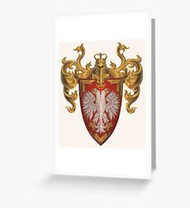 Samartian Commonwealth Greeting Card