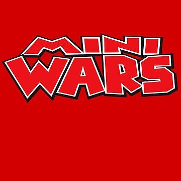 MiniWars Logo - Walking Dead Mashup by miniwars