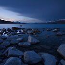 Blue Lake Tekapo by Nick Skinner