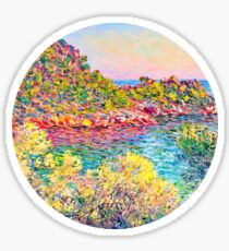 Monet's Montecarlo Sticker