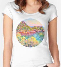 Monet's Montecarlo Women's Fitted Scoop T-Shirt