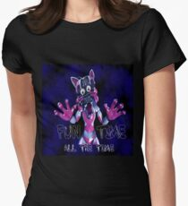 Funtime 2 Women's Fitted T-Shirt