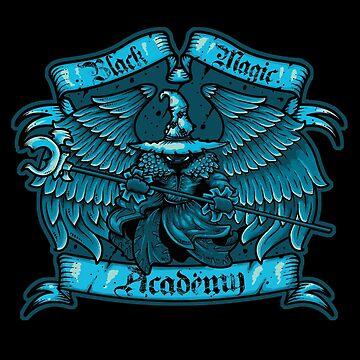 Black Magic Academy de Letter-Q