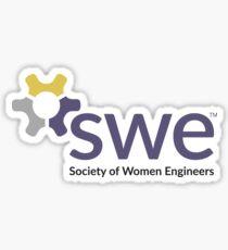Gesellschaft der Fraueningenieure Sticker